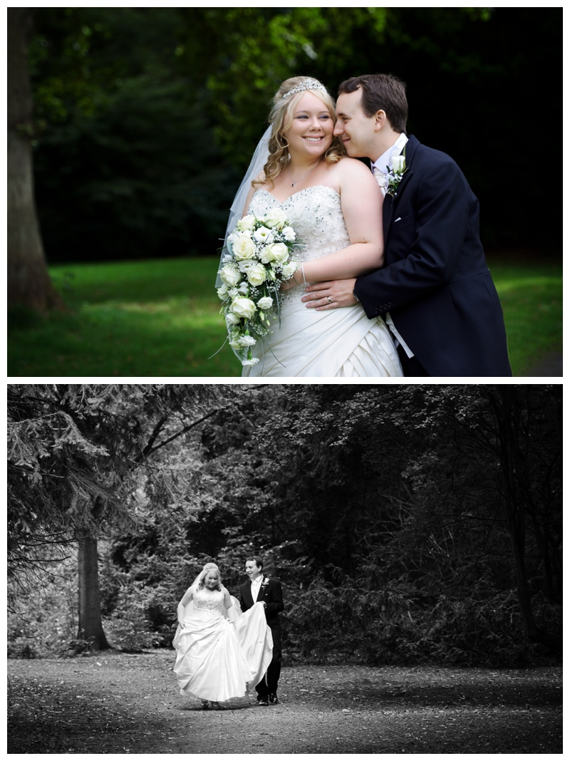 Hadley Park Hotel Wedding Photographer Shropshire