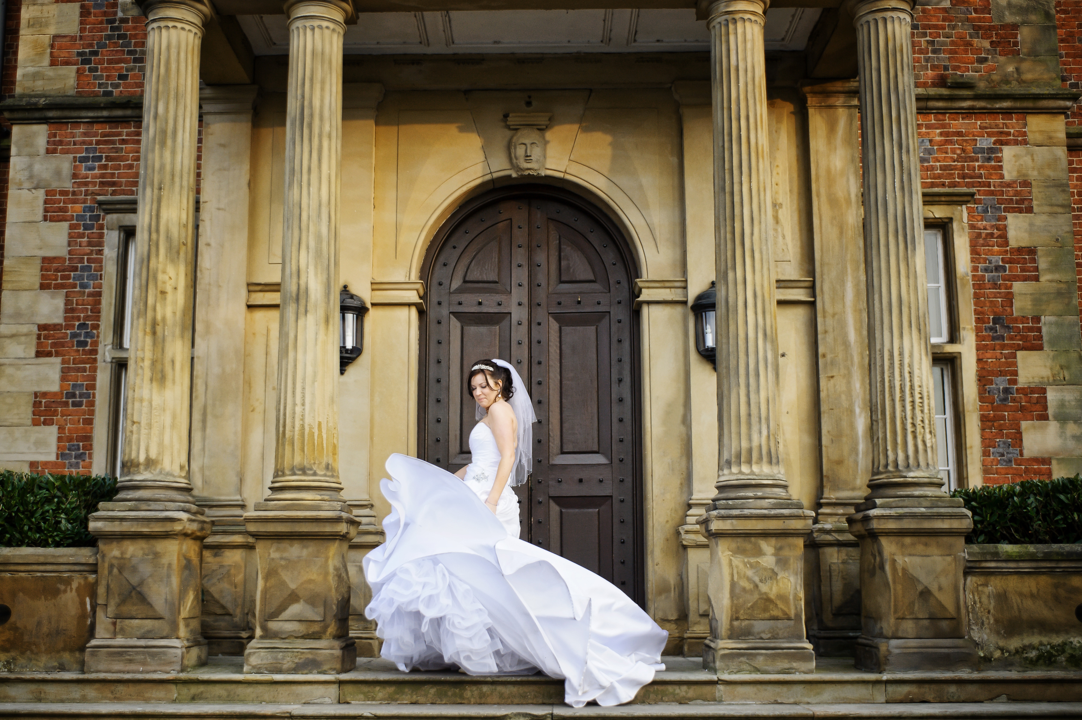 Mar hall wedding photography