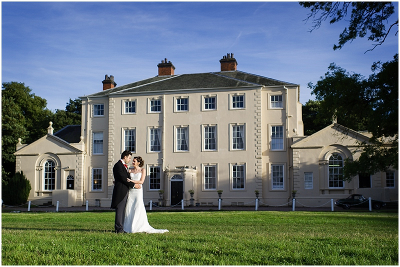 Somerford hall wedding venue staffordshire