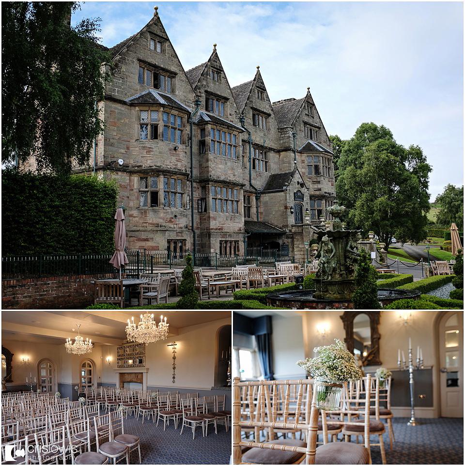 weston hall Staffordshire