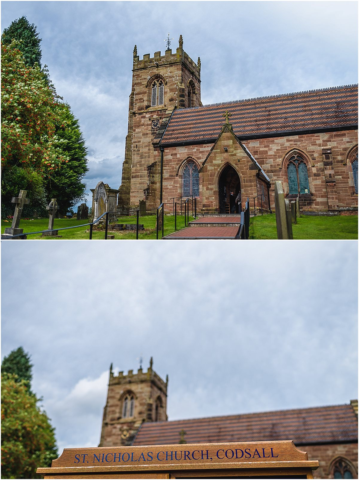 codsall church