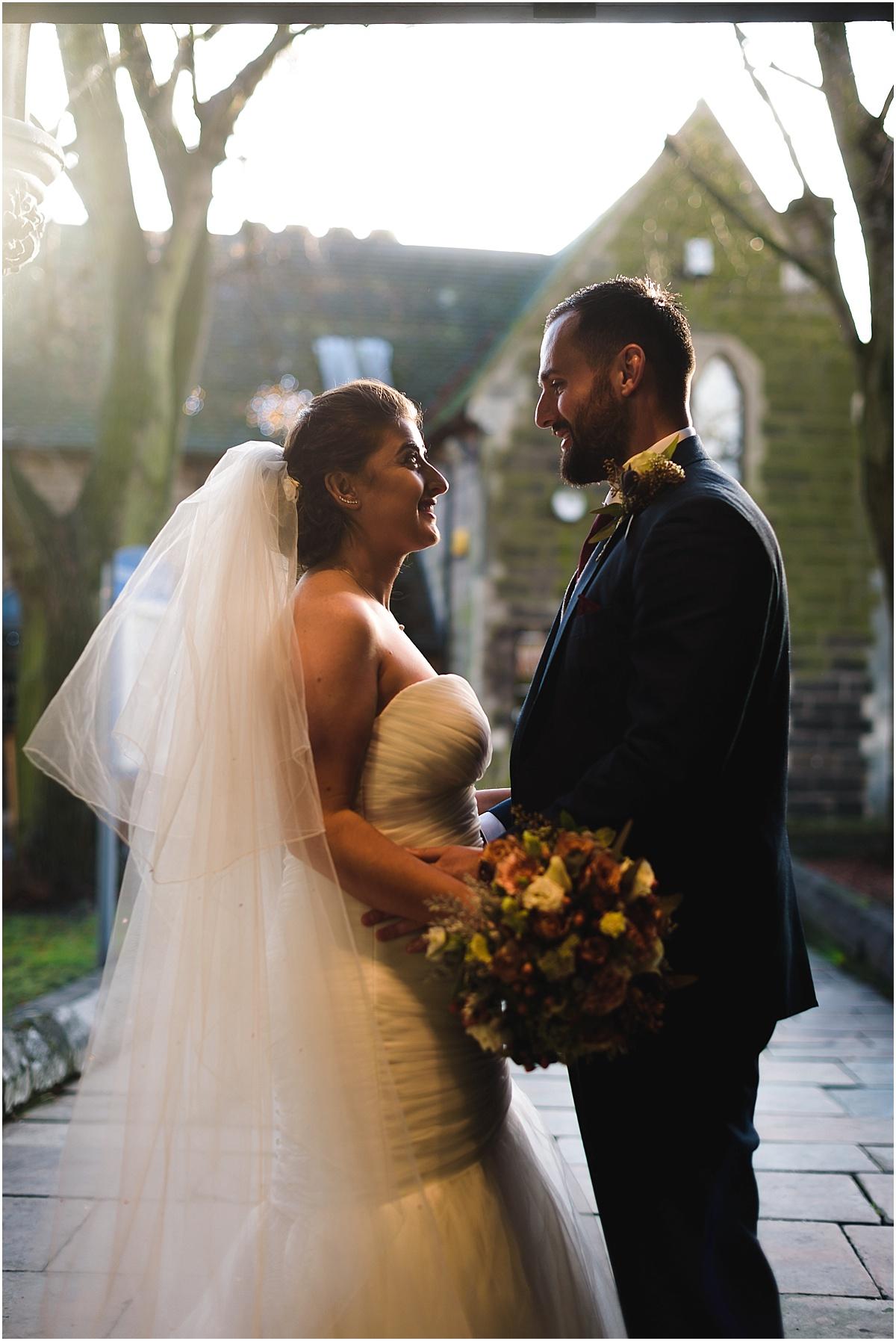 bride an dgroom
