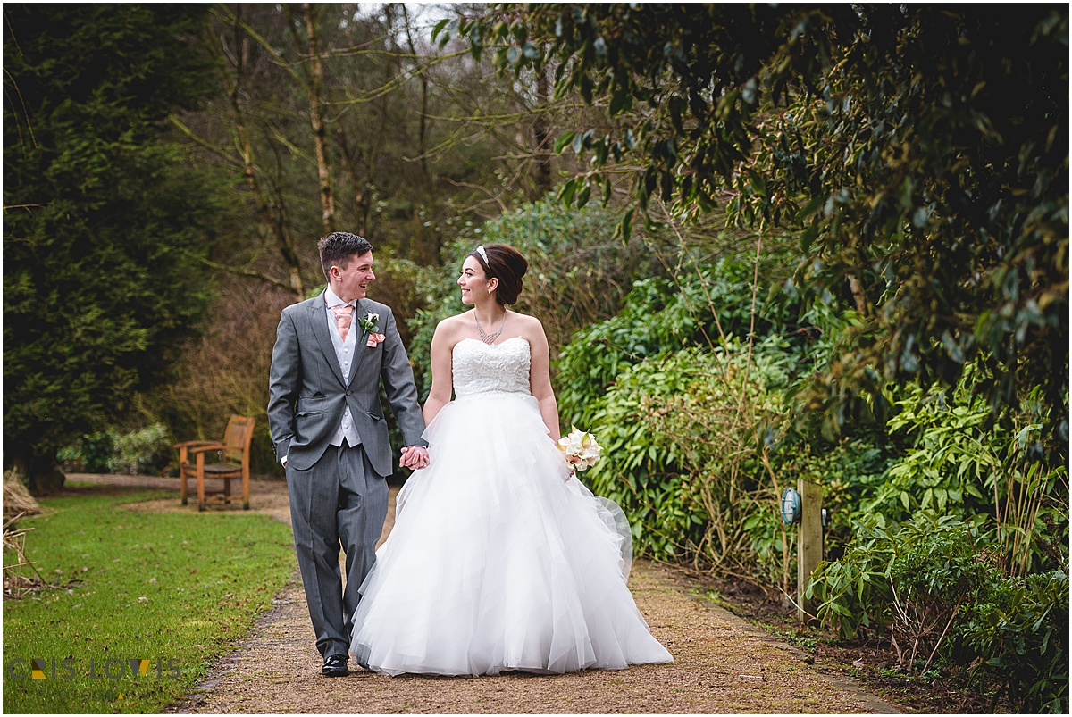 wedding at modershall oaks