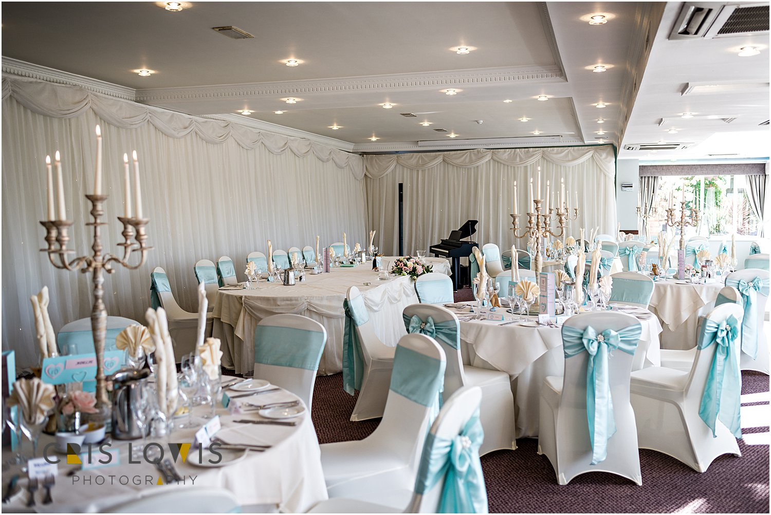 moat house wedding breakfast room