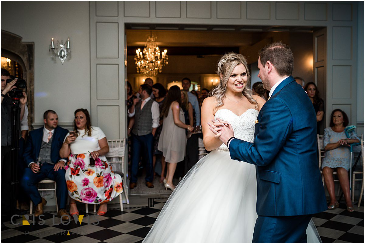 first dance at weston hall