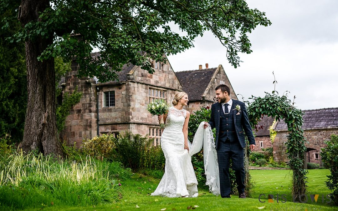 Wedding at The Ashes Barns