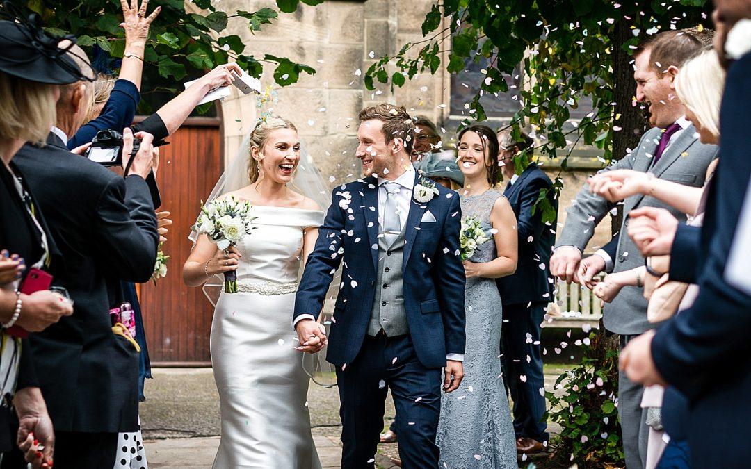 Moddershall Oaks wedding photography – Alice and Tom