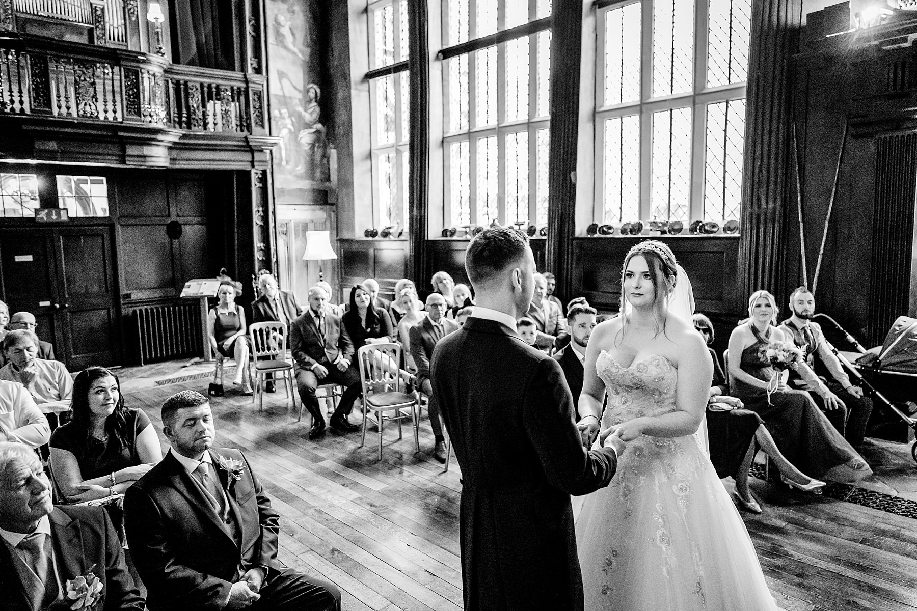 wedding at adlington hall