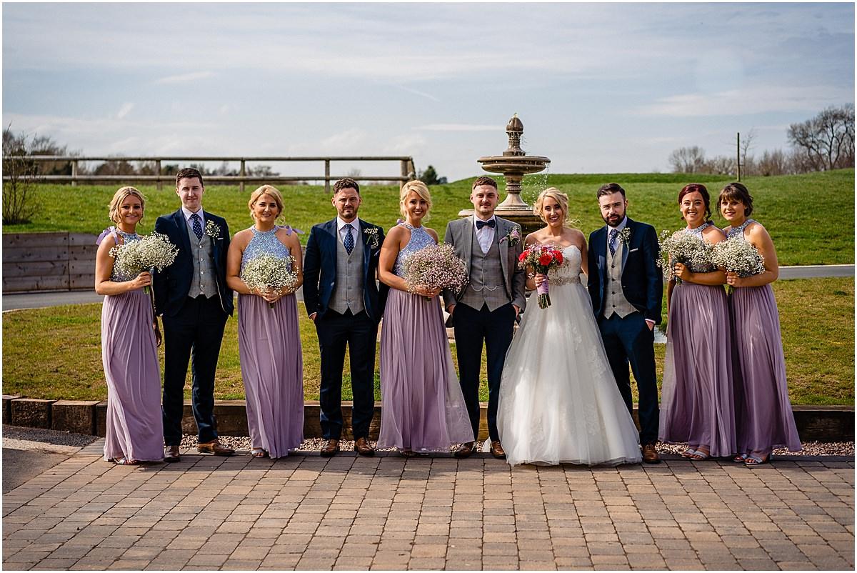 wedding photo at aston marina