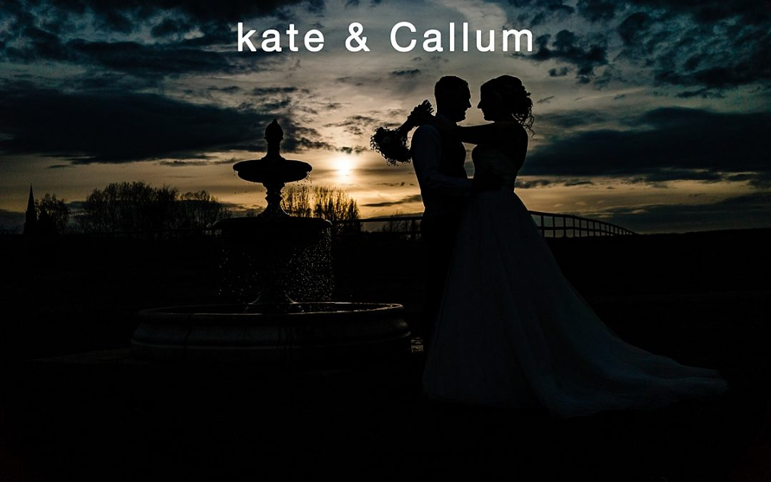 Aston Marina wedding photography – Callum and Kate