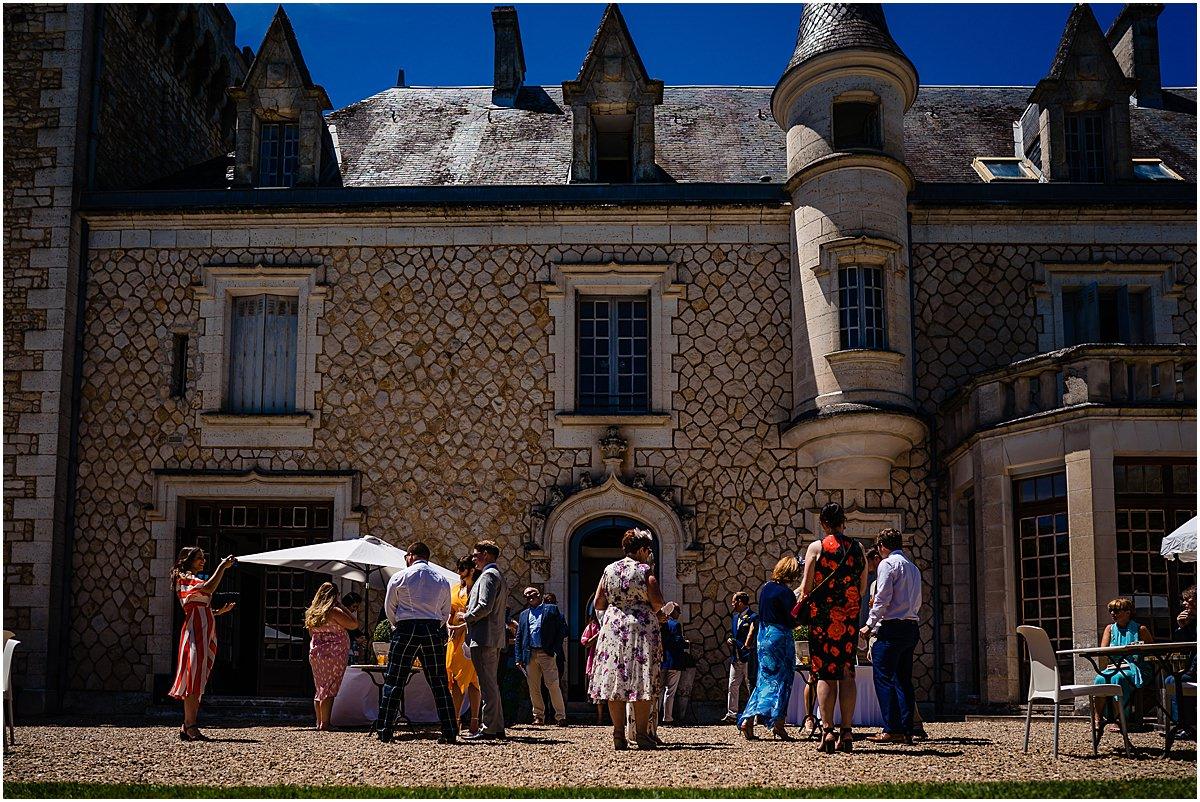 Chateau de la Couronne wedding Photography