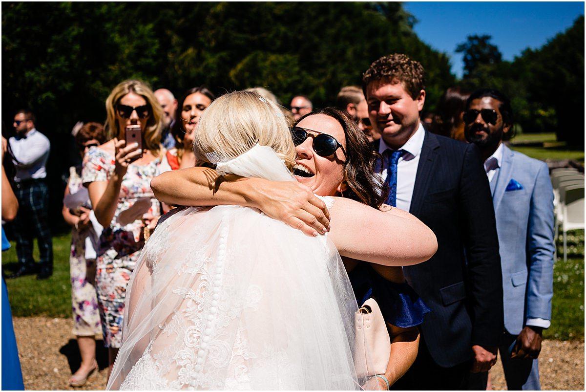 natural wedding photos