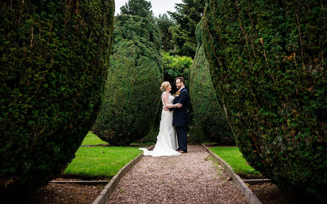 Packington Moor wedding – Beth and Jon