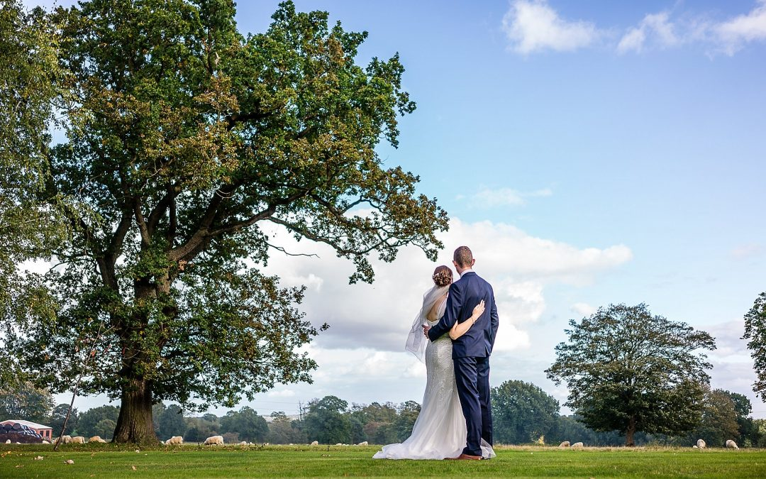 Pendrell Hall wedding photography – Alun and Anna