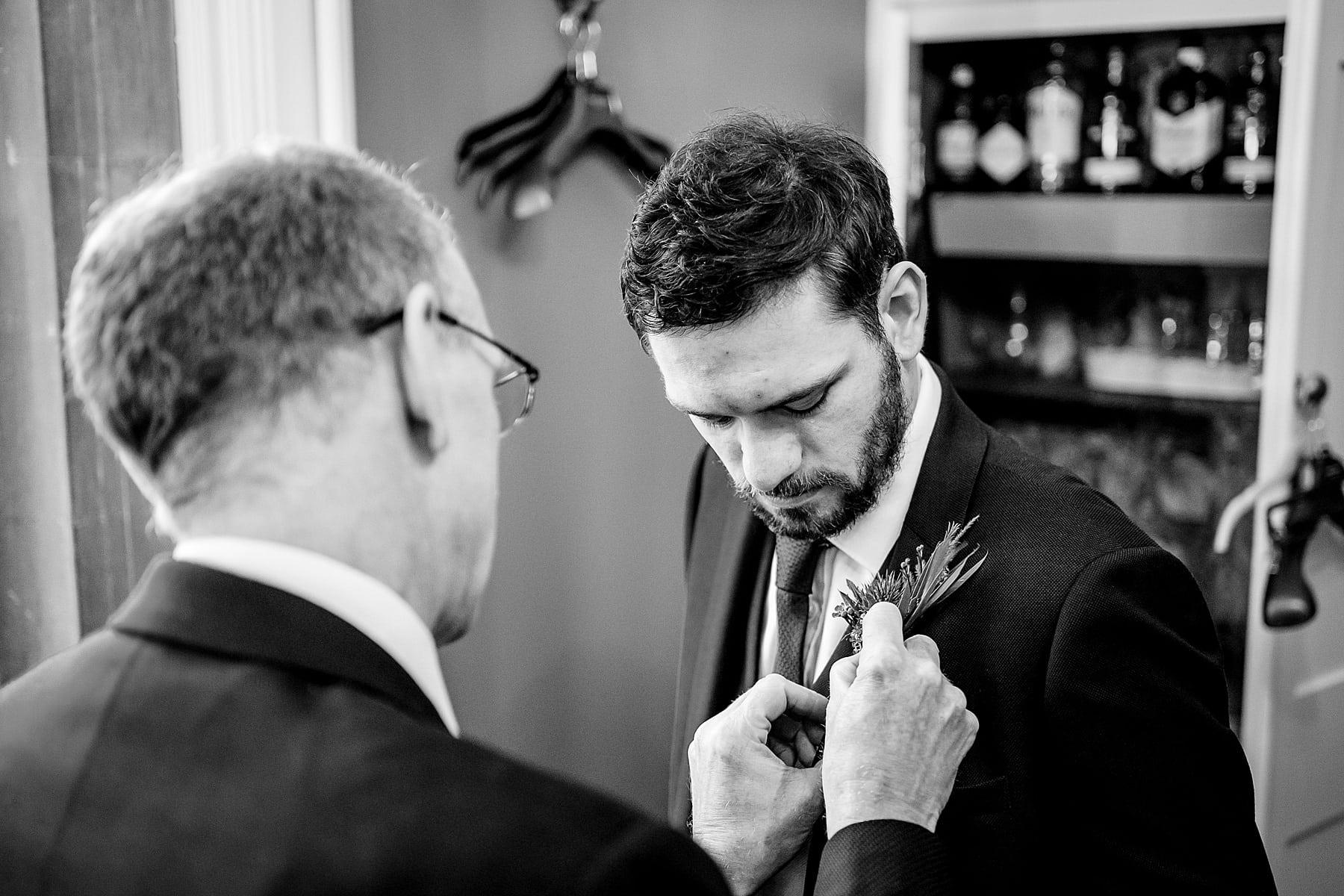 groom prep