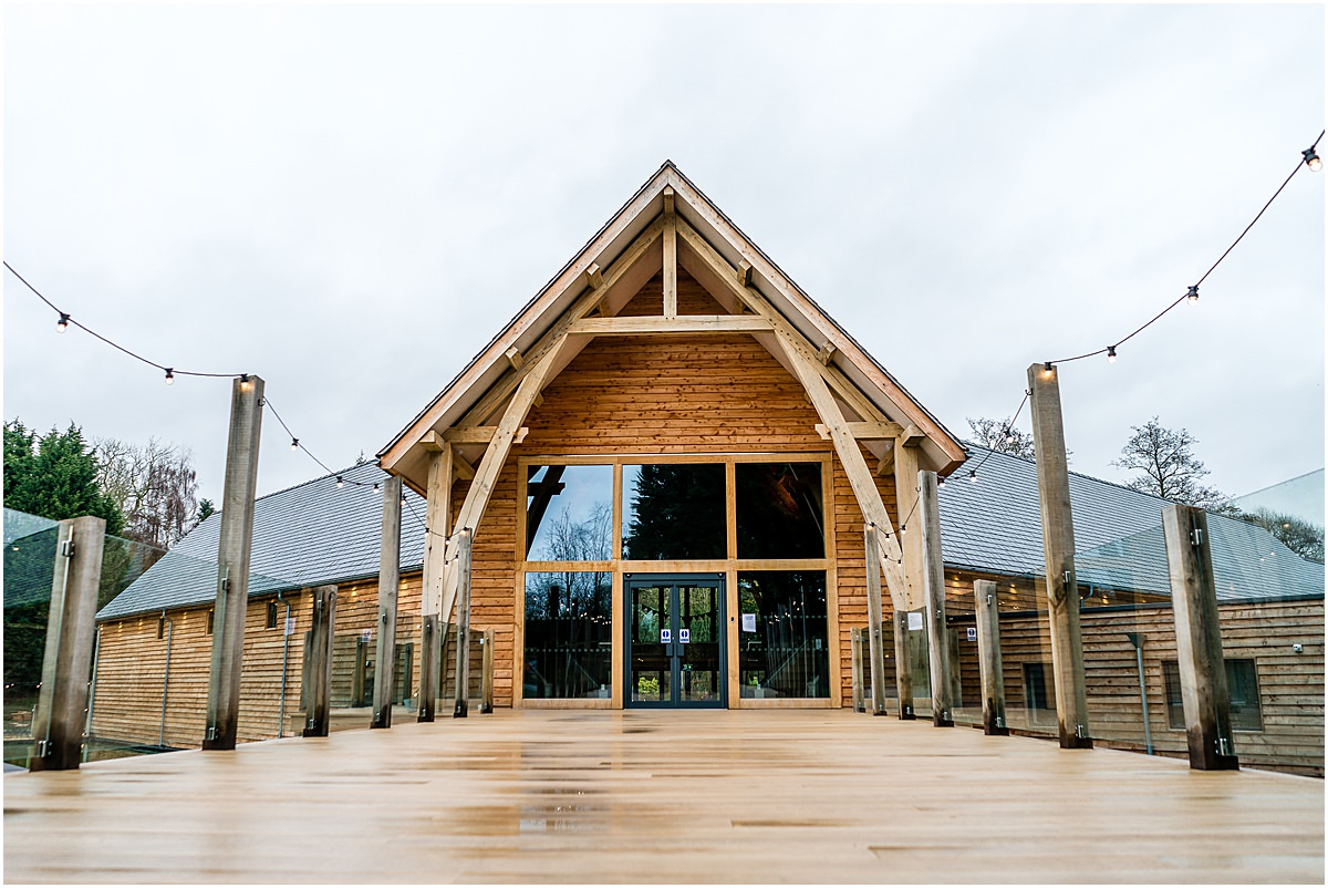 Mill Barns venue