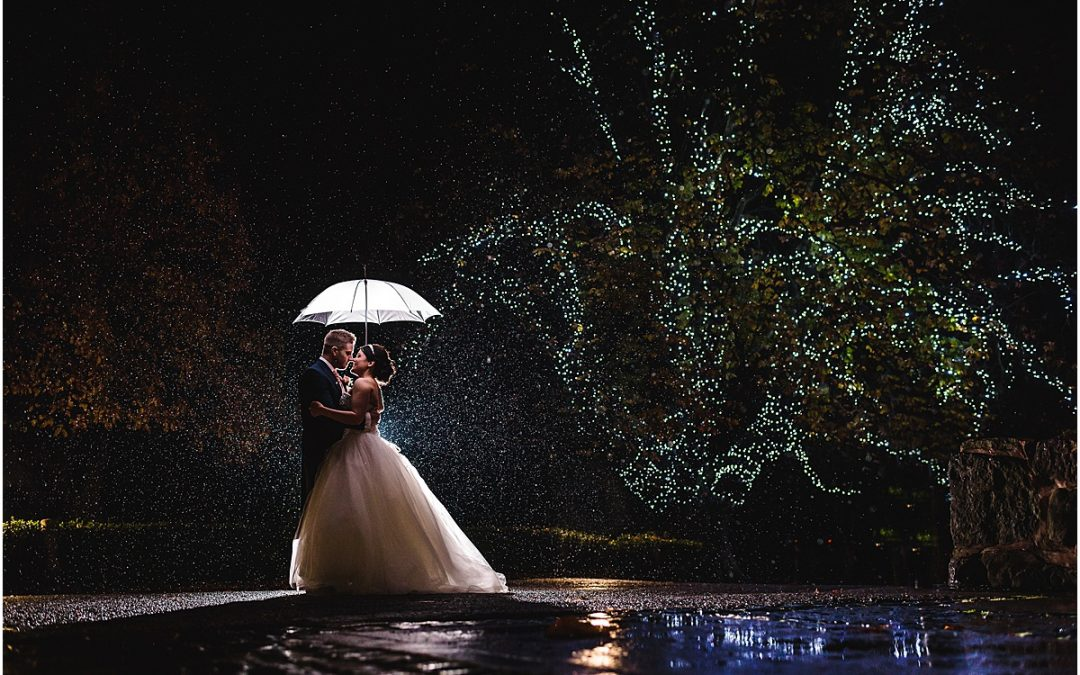 Autumn wedding at The Moat House Acton Trussell
