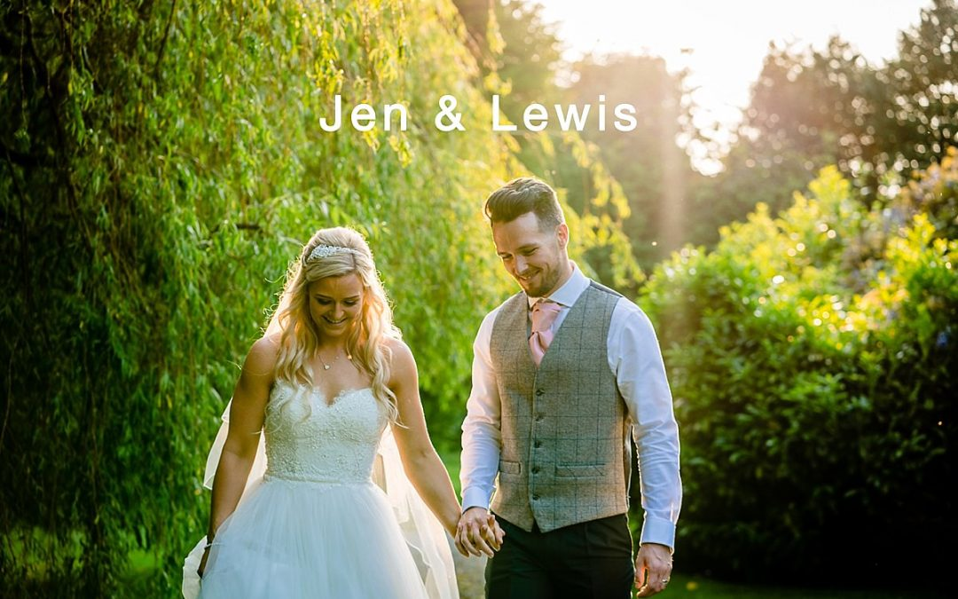 A stunning Pendrell Hall wedding