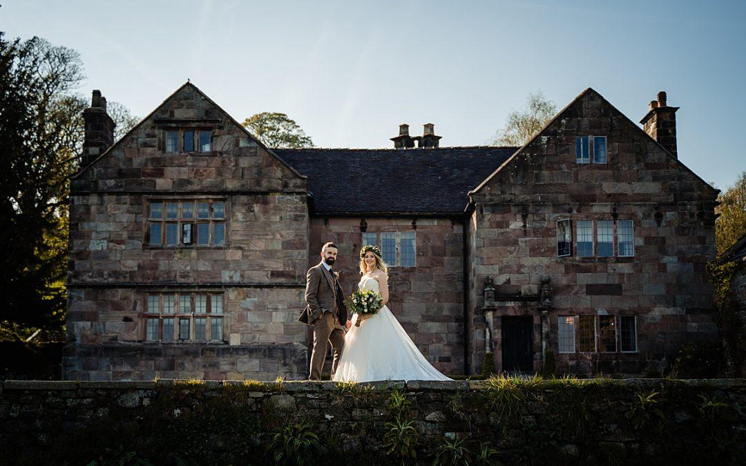 Rustic wedding at The Ashes Barns – Amber and Ash