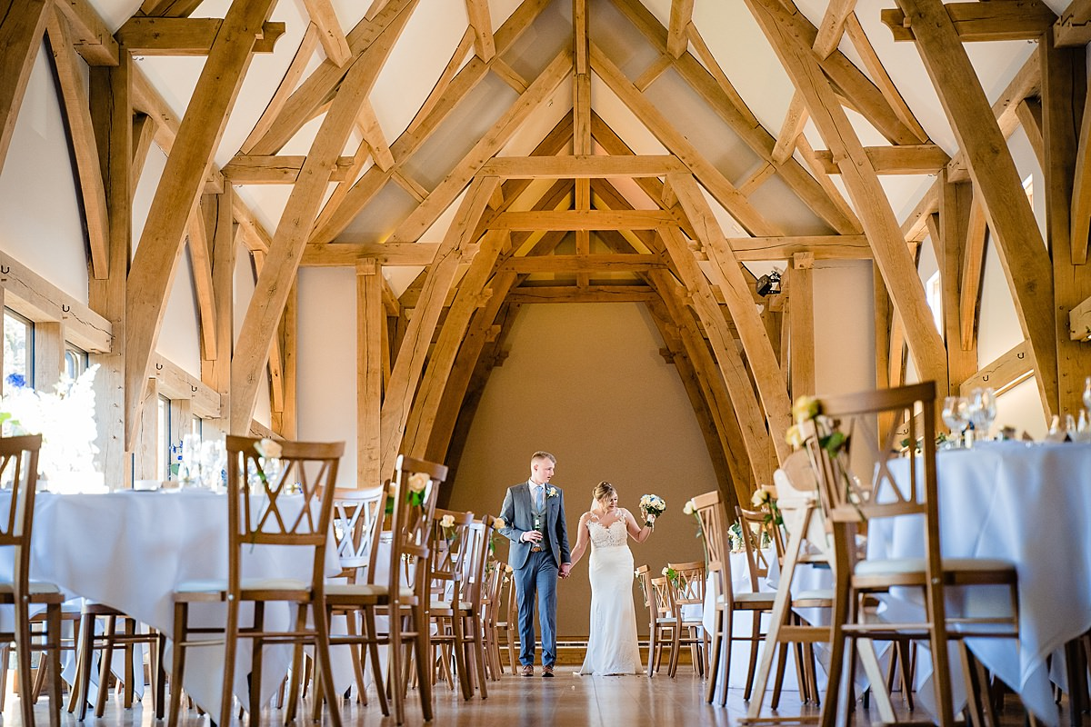 natural wedding photos at the mill barns