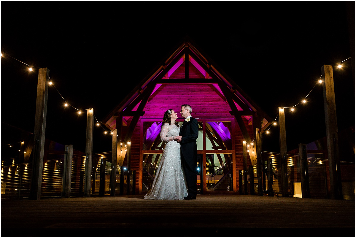 night photography at the mill barns