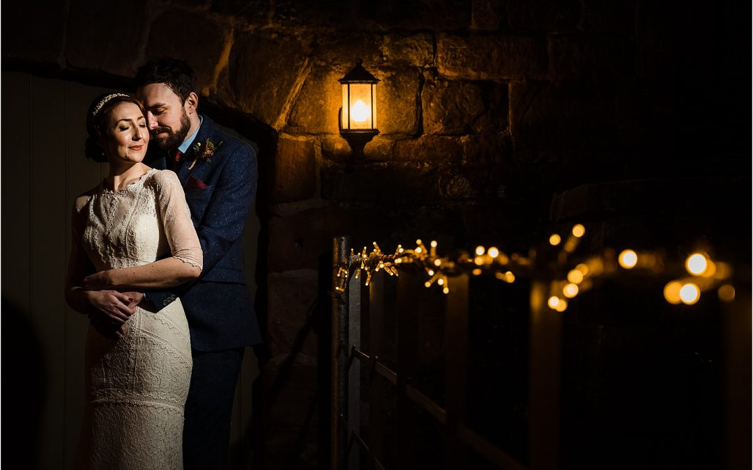 Spring wedding at The Ashes Barns