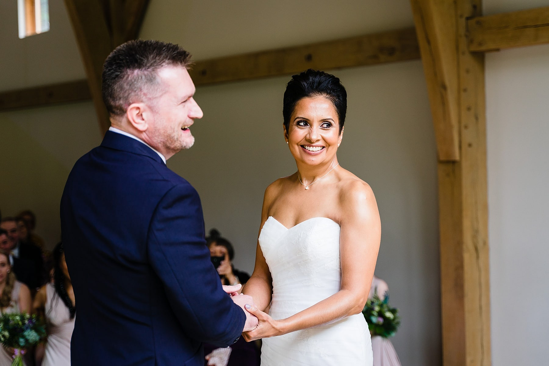 wedding at the mill barns