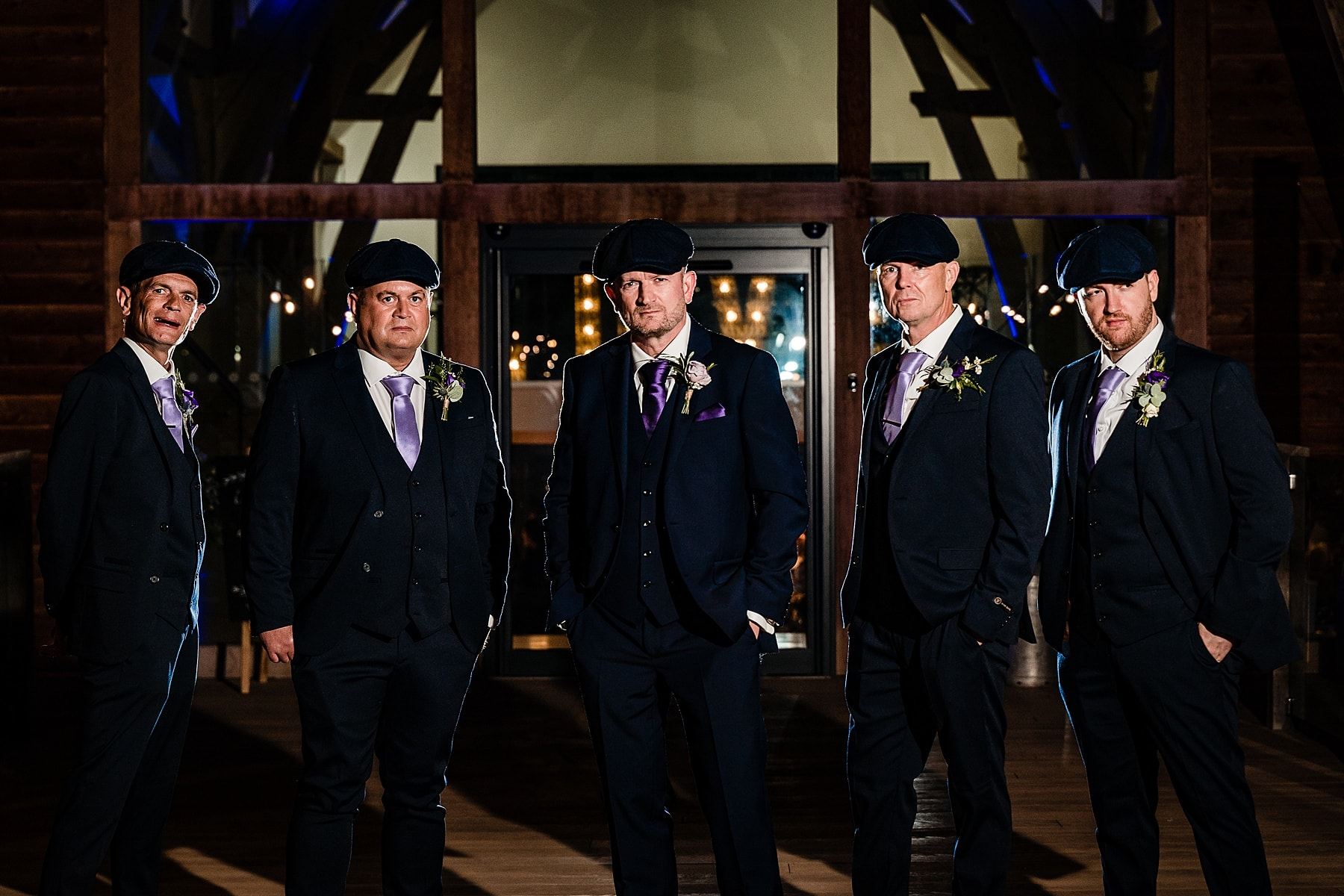 peaky blinders wedding