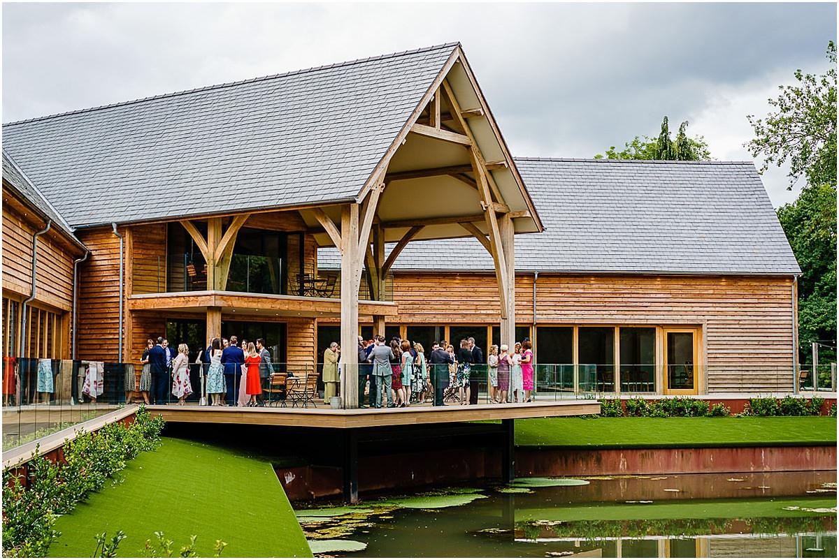 millbarns wedding