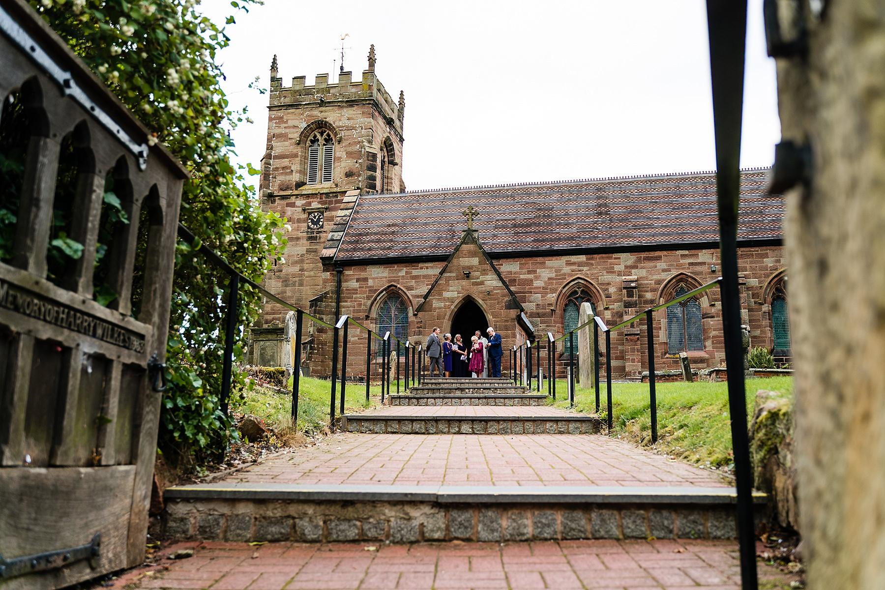 st nicholas church wedding