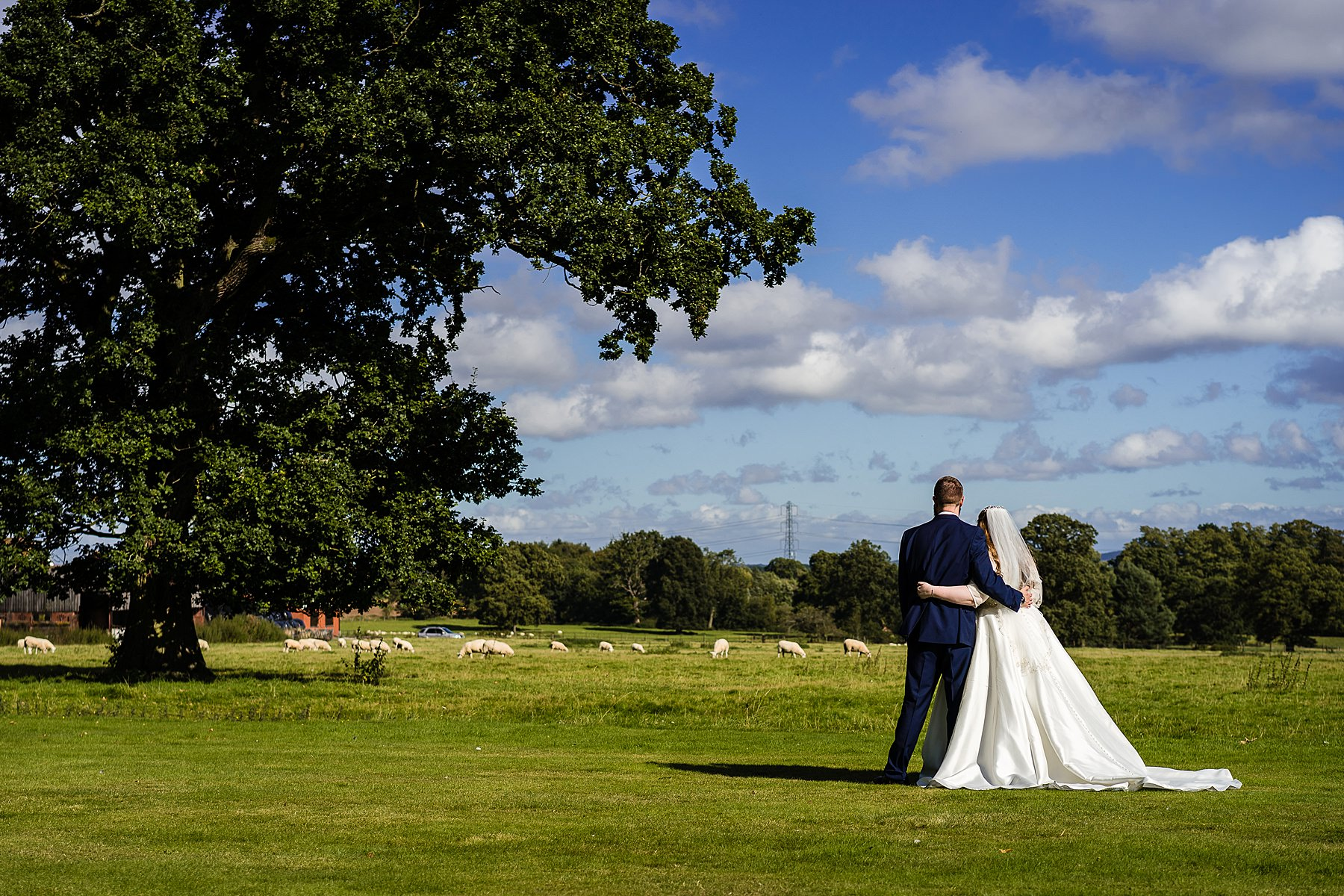 bride and groom photos at pendrell hall