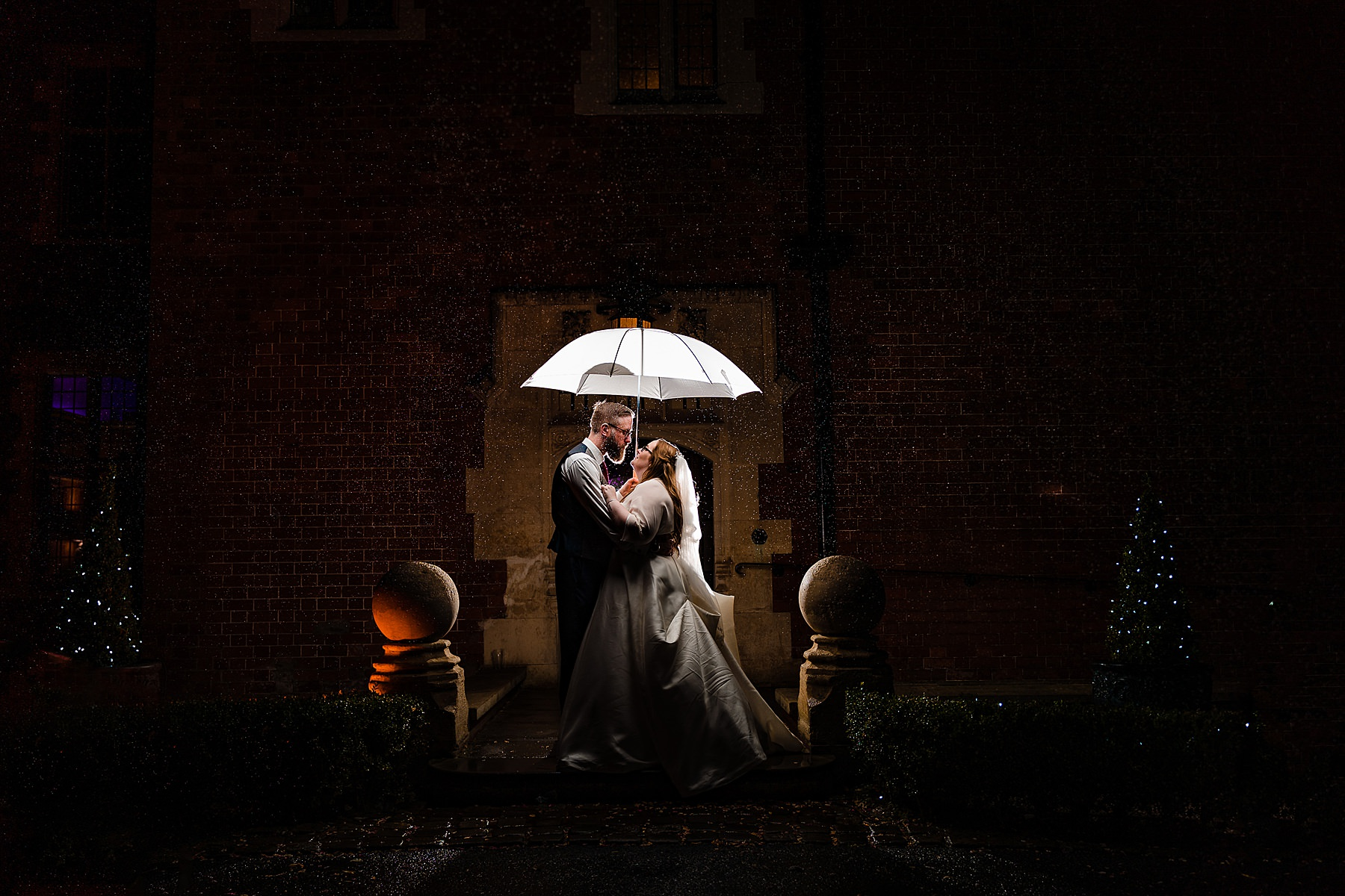 evening photos at pendrell hall