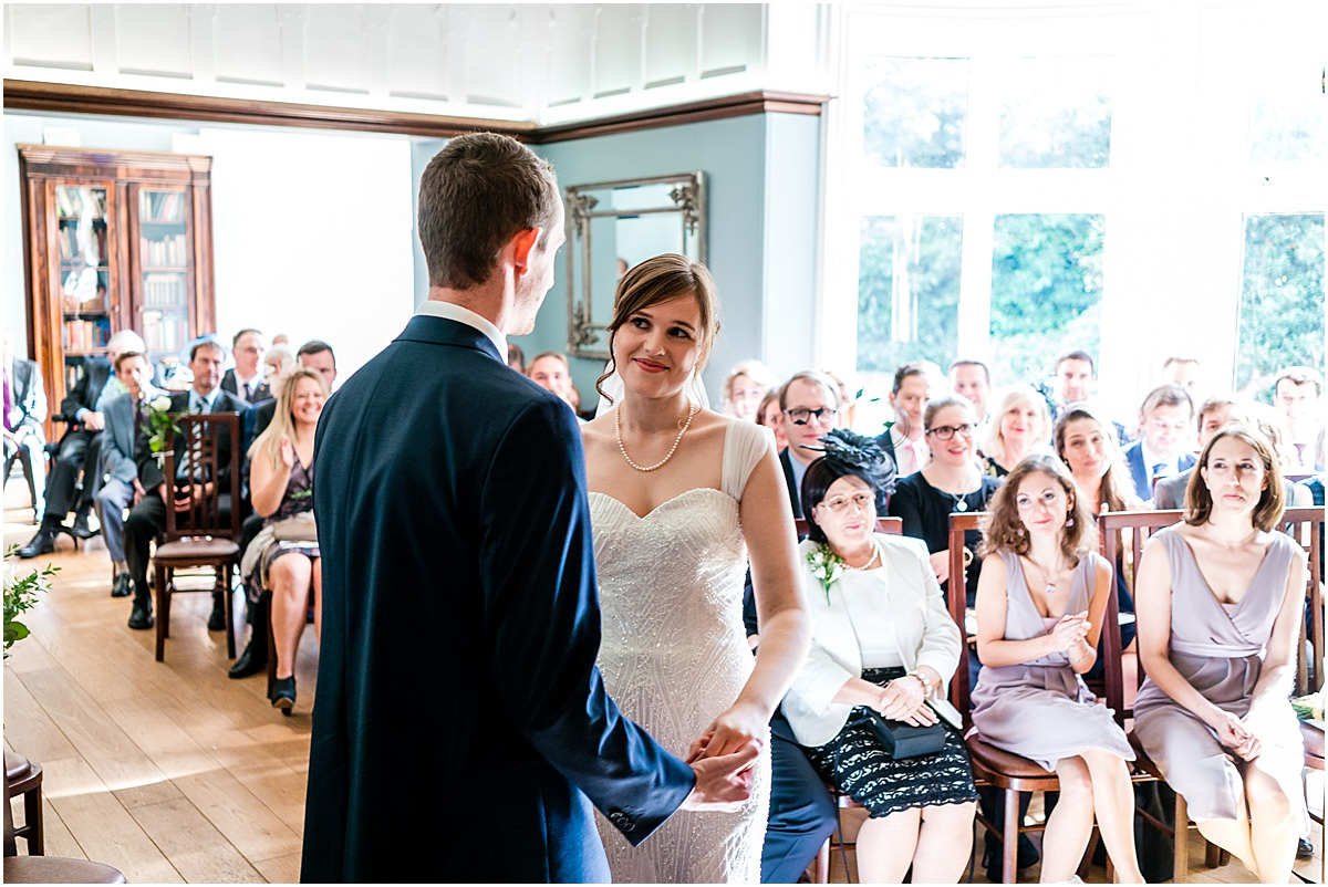 pendrell hall wedding ceremony