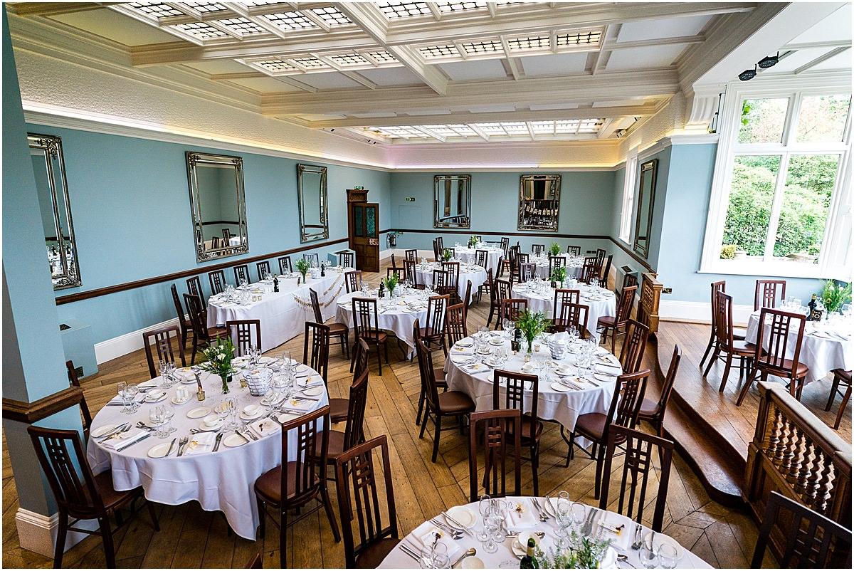 ballroom at pendrell hall