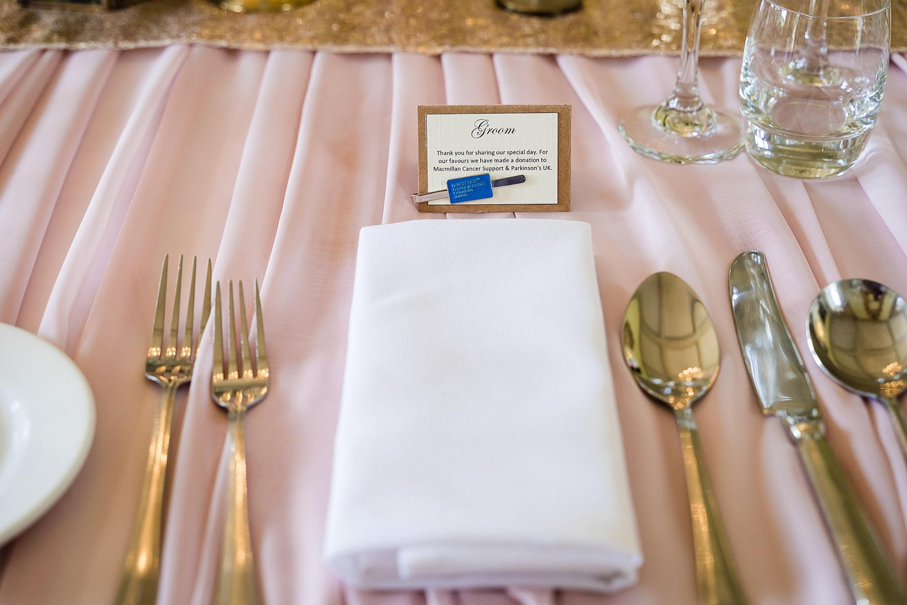 prestwold hall wedding details