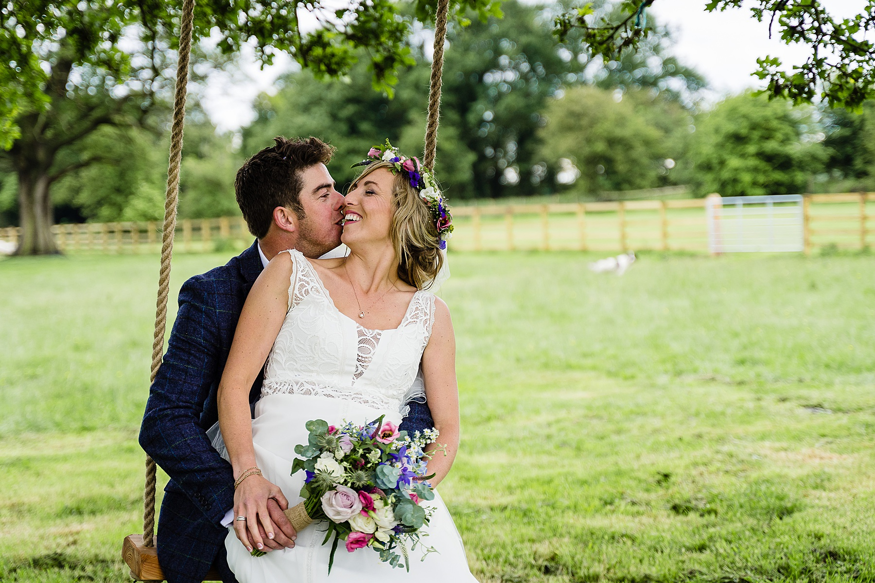 staffordshire farm wedding photography
